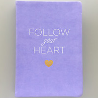 Lavender Heart Journal