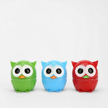 Owlet Kitchen Timer (Assorted)