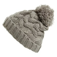 Capelli of New York Pompom Cable Knit Hat | Nordstrom