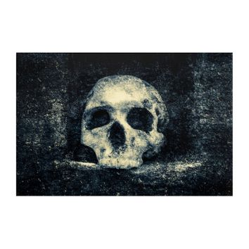 Halloween Horror Skull Acrylic Wall Art