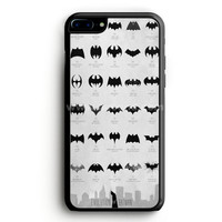 Evolution Of Batman iPhone 7 Plus Case | aneend