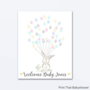 Best Bunny Baby Shower Products On Wanelo