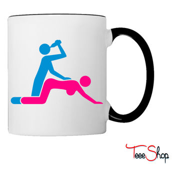 Sex And Beer Coffee & Tea Mug