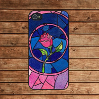 Beauty and the Beast--iphone 4 case,iphone 4s case  ,in plastic or silicone case