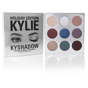 THE LIMITED EDITION HOLIDAY COLLECTION kyshadows