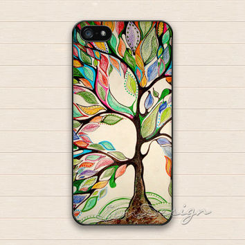 Tree Of Life iPhone 5 Case,iPhone 5s Case,iPhone 4 4s Case,Samsung Galaxy S3 S4 Case,Love tree Art Life Hard Plastic Rubber Cover Skin Case