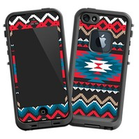 Folk Tribal Skin for iPhone 5 Lifeproof Case