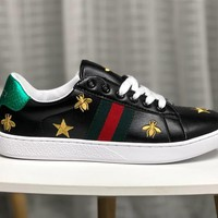 Gucci shoes Imported top layer cowhide