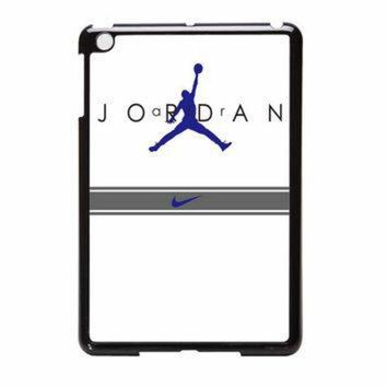 CREYUG7 Jordan Flight Blue iPad Mini Case