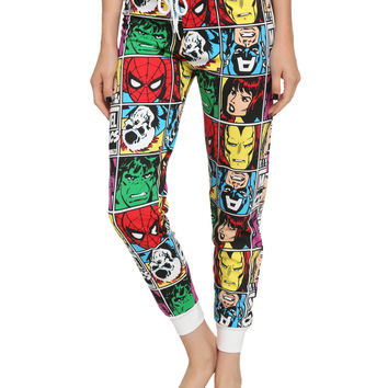 Marvel Comics Girls Pajama Pants