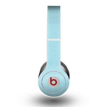 The Vintage Blue Surface Skin for the Beats by Dre Original Solo-Solo HD Headphones
