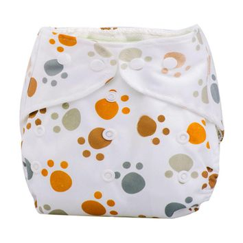 MUQGEW fralda de pano Newborn Baby cloth diaper SummerCloth Diaper Cover Adjustable diapers Reusable Washable training baby pant