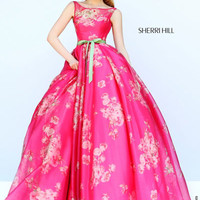 Sherri Hill - 32259 - Prom Dress - Prom Gown - 32259