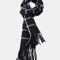 ASOS | ASOS Woven Check Scarf at ASOS