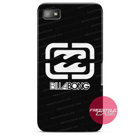 Billabong Surf Clothing Blackberry Case Z10, Q10, Dakota Cover