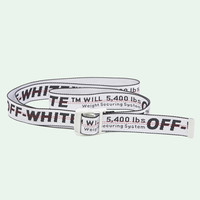 OFF WHITE - Belts