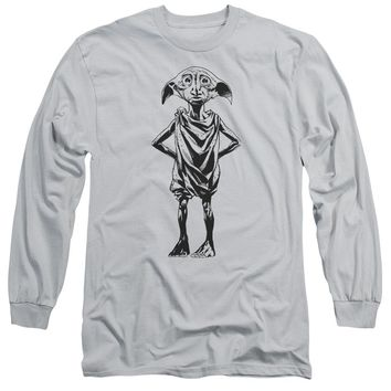 Harry Potter - Dobby Long Sleeve Adult 18/1 Officially Licensed Shirt
