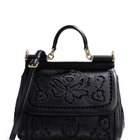 Dolce Gabbana Medium Leather Bag - Dolce Gabbana Women - thecorner.com