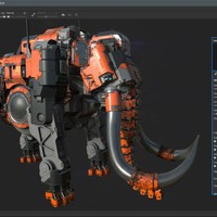 Substance Painter 2018 Crack With Serial Key Free Download - CracxWorld