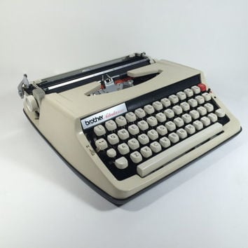Brother Activator 500T Portable Japanese Typewriter