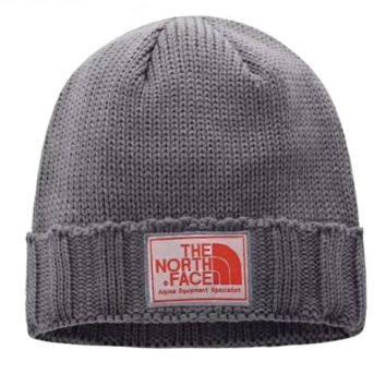 The North Face New fashion thick keep warm knit couple cap