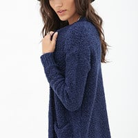 FOREVER 21 Textured Knit Cardigan
