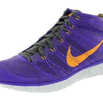 NIKE Free Flyknit Chukka Men's Running Shoes