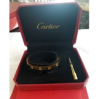 Cartier Love Bangle Size 16