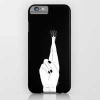 Good Luck iPhone & iPod Case by Henn Kim