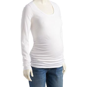Old Navy Maternity Scoop Neck Tees