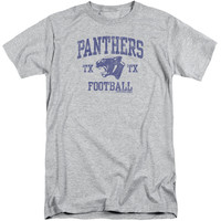 FRIDAY NIGHT LIGHTS/PANTHER ARCH - S/S ADULT TALL - HEATHER - XL - ATHLETIC HEATHER -