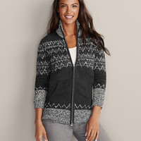 Echo Summit Zip Cardigan | Eddie Bauer