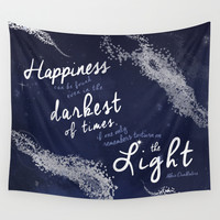 HARRY POTTER III Wall Tapestry by Brittney Weidemann