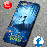 Princess Tiana and Frog (2) for iphone, ipod, samsung galaxy, HTC and Nexus Phone Case
