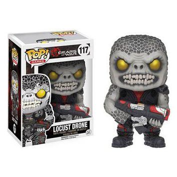 Funko Pop Games: Gears of War - Locust Drone Vinyl Figure