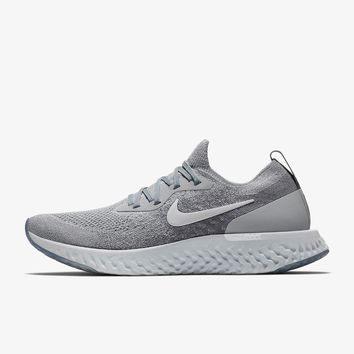 Nike Epic React Flyknit running shoe