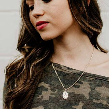 Relic State Gold Chain Necklace
