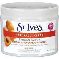 St. Ives Apricot Scrub Blemish & Blackhead Control Ulta.com - Cosmetics, Fragrance, Salon and Beauty Gifts