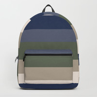 Adorn Narrow Bands Backpack by deluxephotos