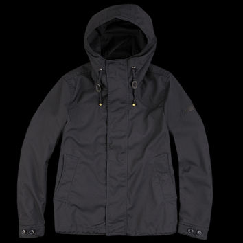 UNIONMADE - Woolrich John Rich & Bros. - Teton Waterproof Canvas Rudder Jacket in Navy