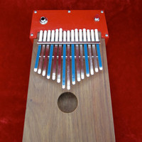 Electric Kalimba / Experimental Percussion / Sonic by WaxxMuseum