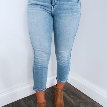 Just Be Free Jeans: Denim