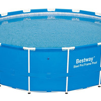 15 x 48 Steel Frame Above-Ground Easy Setup Outdoor Swimming Pool