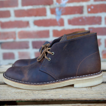Desert Boot {Beeswax} by Clarks  | 06562