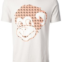 Paul Smith Jeans Monkey Print T-Shirt