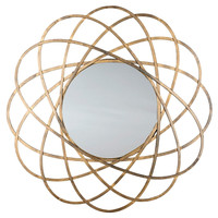 Golden Geometric Mirror