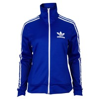 adidas Originals Europa Track Top - Women's at Champs Sports