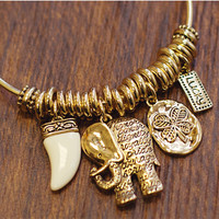 Courage Bracelet - Gold