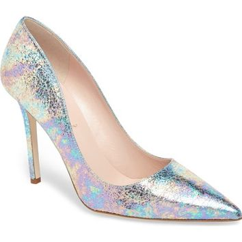 kate spade new york larisa pointy toe pump (Women) | Nordstrom