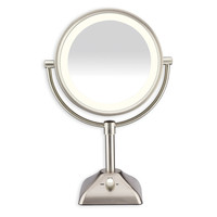 Conair® Variable Lighted 1X/10X Mirror